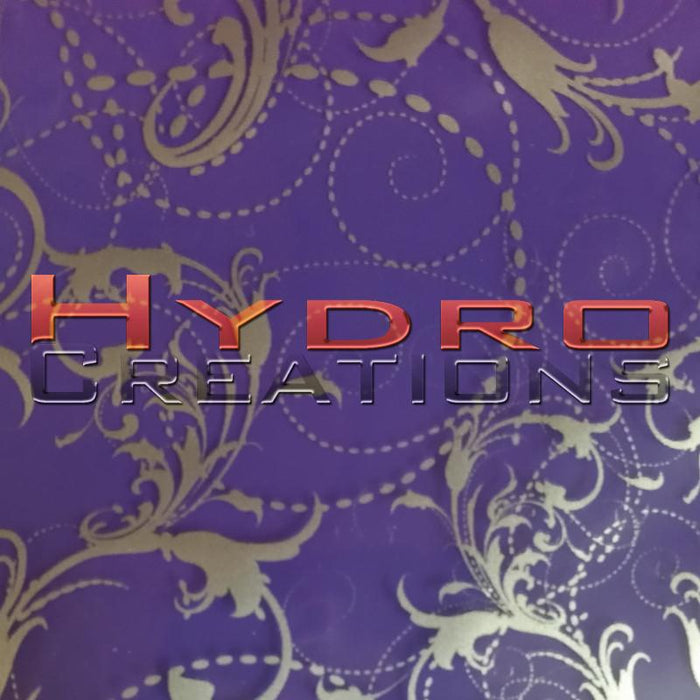 Paisley - Hydro film for hydro dipping and water transfer printing - HydroCreations