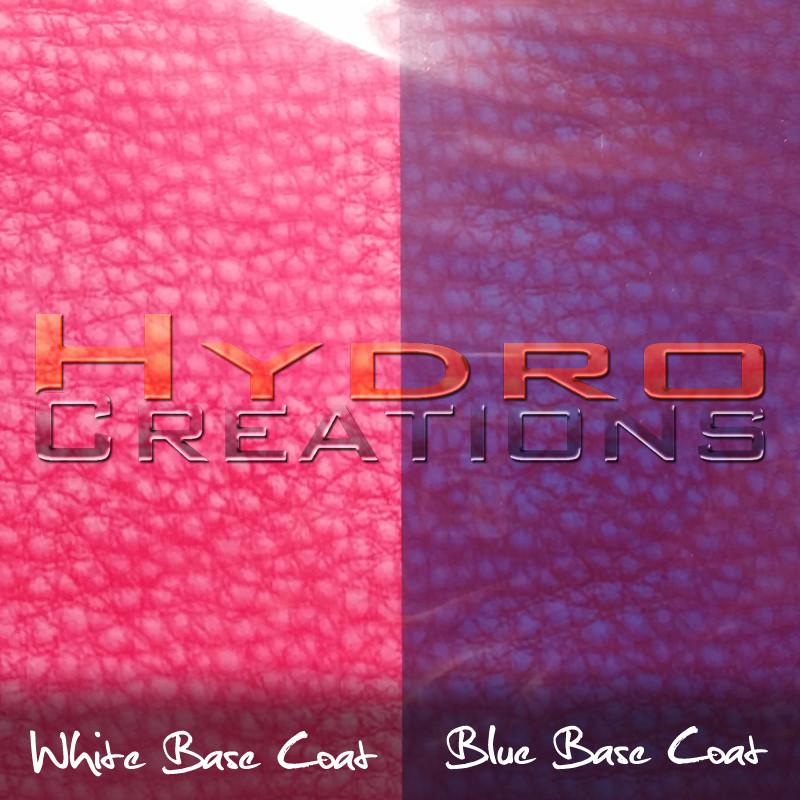 Leather - Hydro film for hydro dipping and water transfer printing - HydroCreations