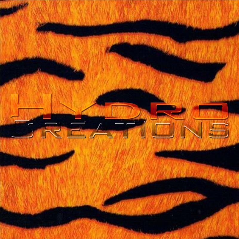 Tiger Skin - Hydro film for hydro dipping and water transfer printing - HydroCreations