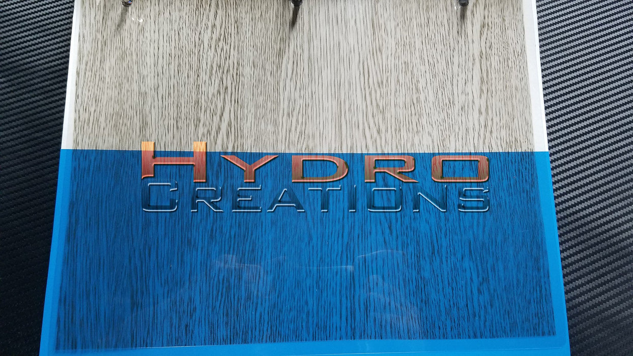 White Oak - Hydro film for hydro dipping and water transfer printing - HydroCreations