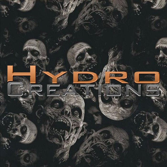 Zombies v2 - Hydro film for hydro dipping and water transfer printing - HydroCreations