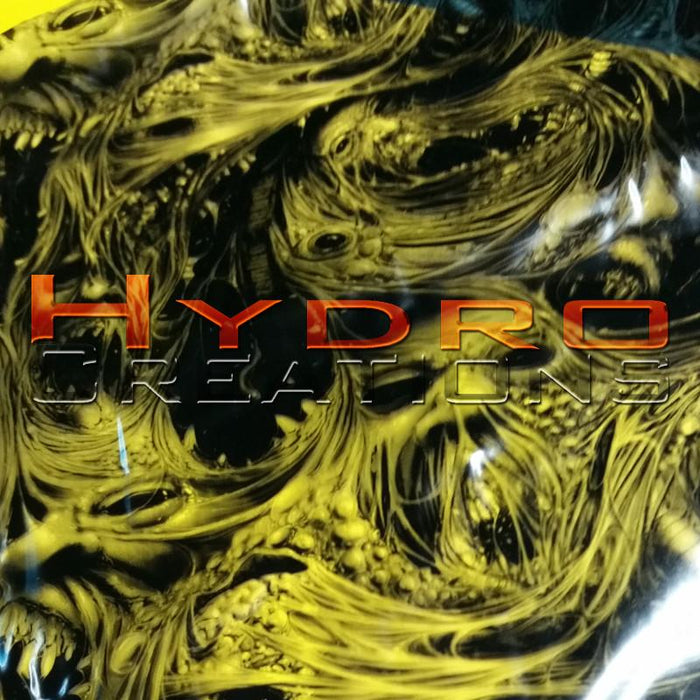 Zombie Nebula - Hydro film for hydro dipping and water transfer printing - HydroCreations
