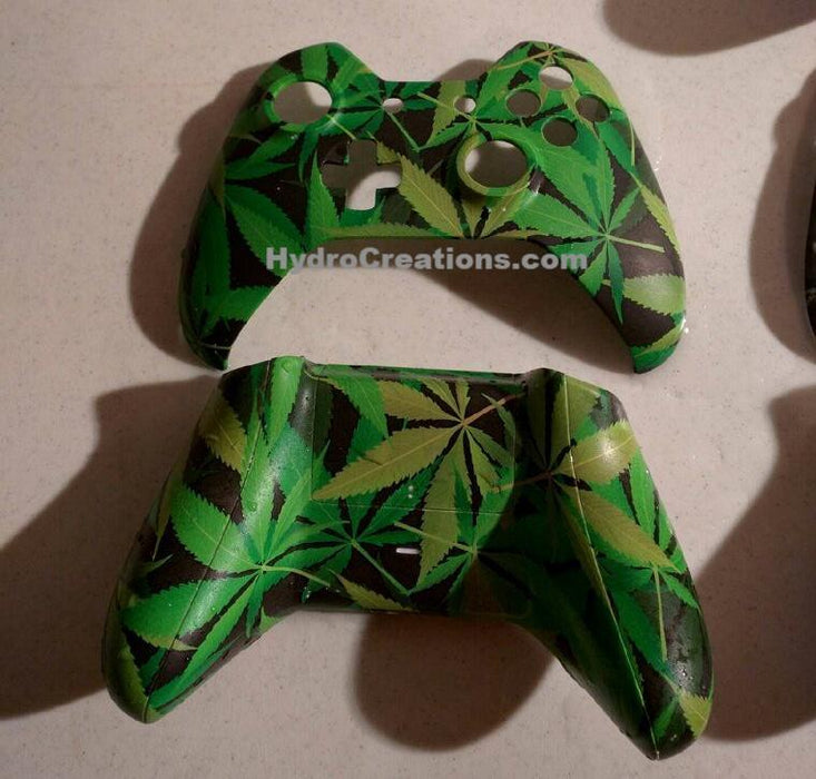 Weed Leaf - Per Foot - Hydro film for hydro dipping and water transfer printing - HydroCreations