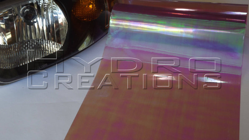 "Tint - Purple Neo Headlight Tint 12""x180"""