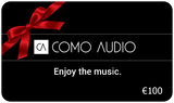 Como Audio Gift Card
