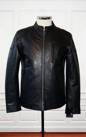 miXim Lambskin Winter Coat 5068