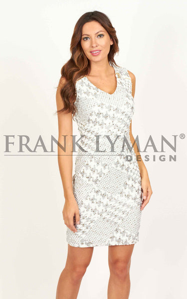 Cute contemporary dress by Frank Lyman (46448)