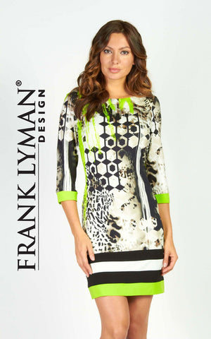 Gorgeous stylish knit dress by Frank Lyman (56582)