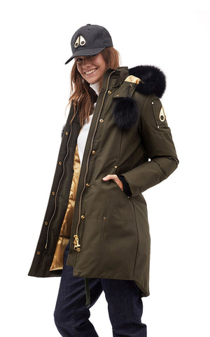 Moose Knuckles manteau d'hiver femme Governor lake Parka 8503lgp