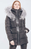 Nicole Benisti Down Winter Coat Nakiska nsj30821