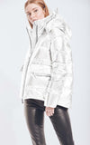 Nicole Benisti Down Winter Coat Huntington nsj39000