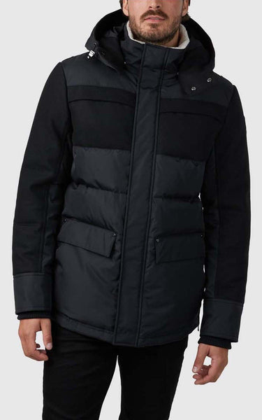 Pajar Winter Coat with Detachable Hood Penfield p6s029f9wo