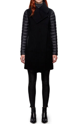 RUDSAK Wool Winter Coat Mist 8118508
