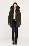 SOIA & KYO winter coat with puffy bib Belina
