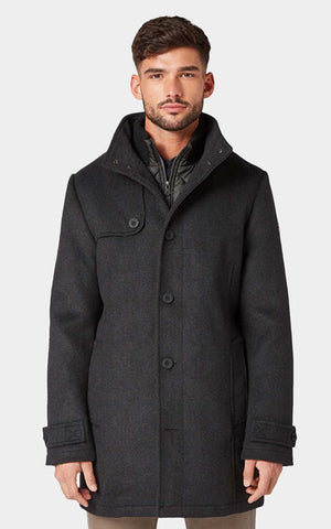Tom Tailor Manteau en laine 1012125