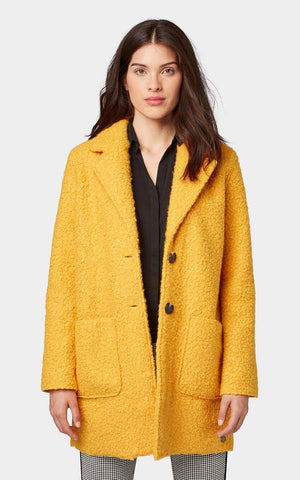Tom Tailor Boucle Coat 1013795