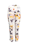 Up! Pant with petal slits- 66790