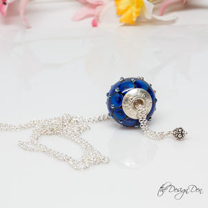Royal Blue Necklace