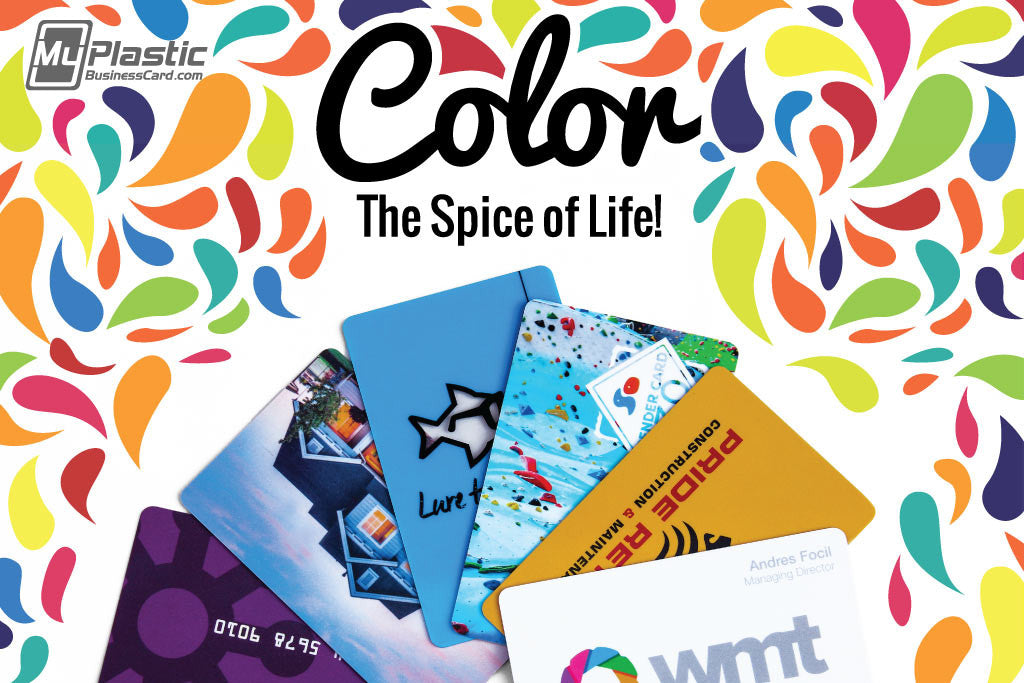 Full Color Plastic Card Printing – A Surefire Way to Leave a Good Impression