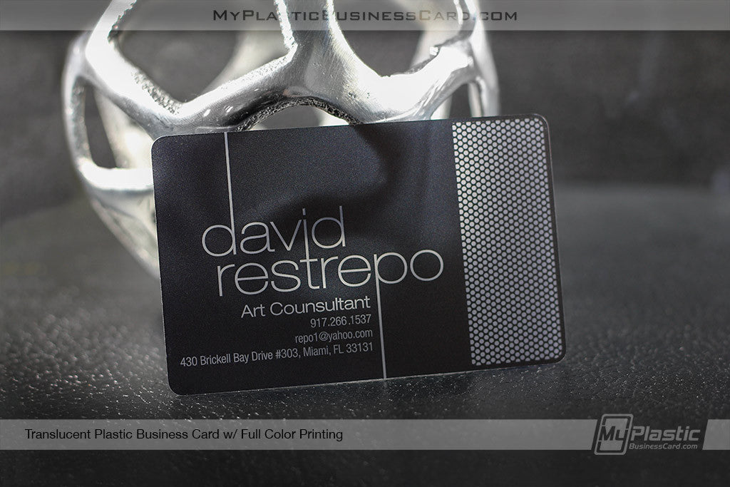 My plastic business card custom printed plastic business cards portfolio 35 colourmoves