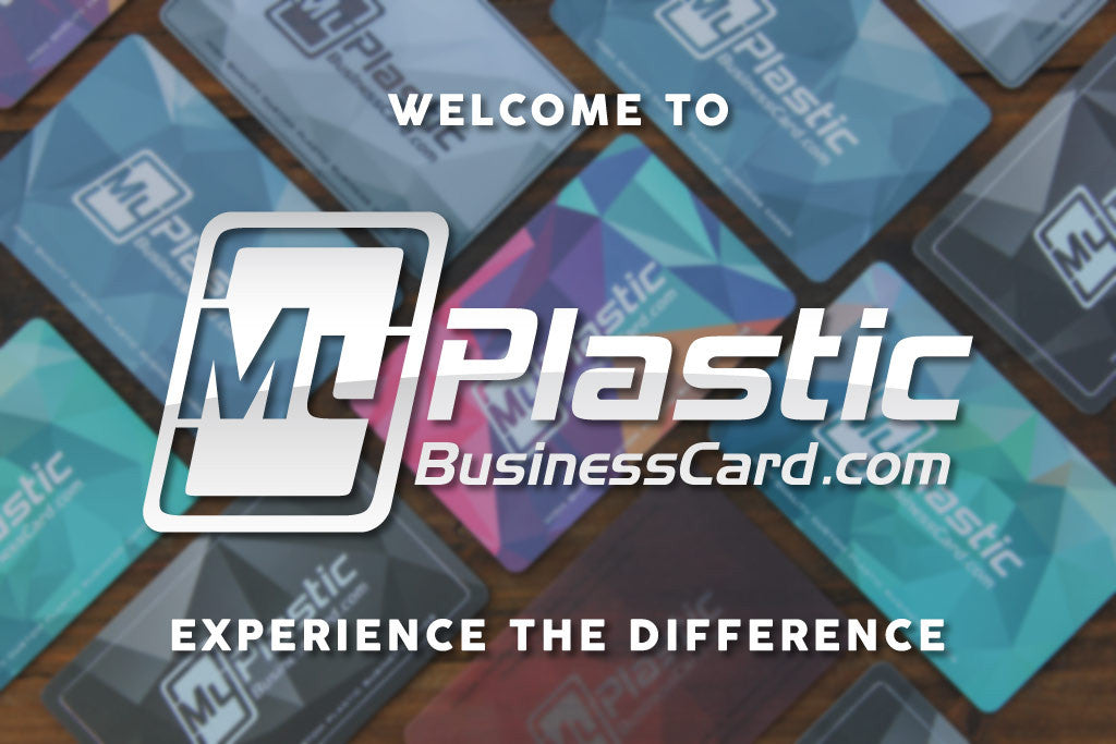 Welcome to My Plastic Business Card.com!
