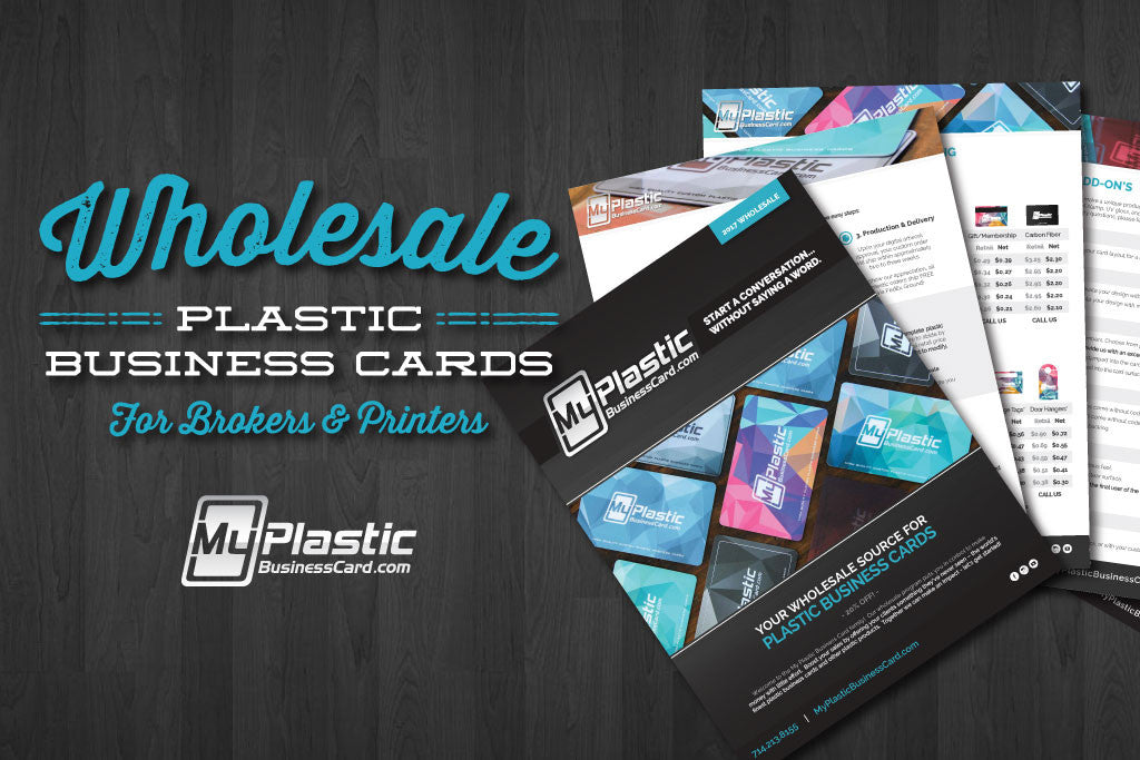 Wholesale plastic business cards are worth the value my plastic wholesale plastic business cards are worth the value reheart Images