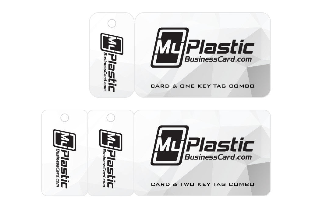 Combo cards my plastic business card combo cards combo cards reheart