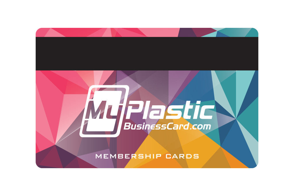 Membership Cards  My Plastic Business Card