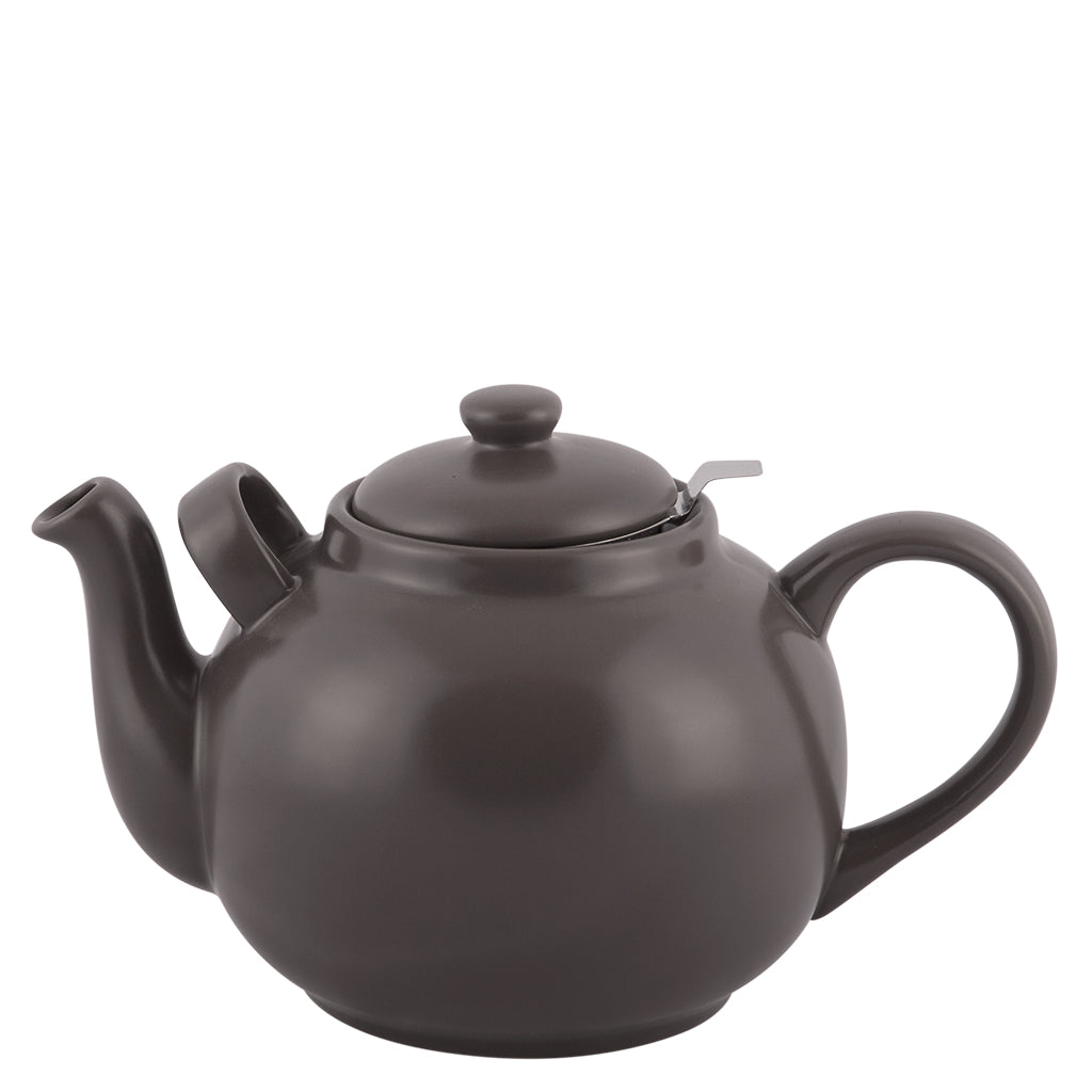 Teapot 2,5 liter almost black