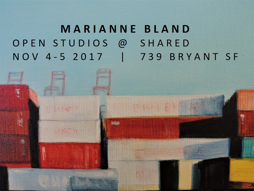 Save the date: Open Studios!