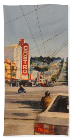 Castro - Beach Towel