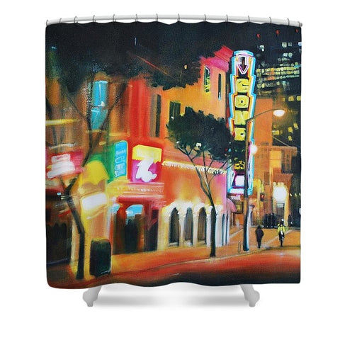 Flashy - Shower Curtain
