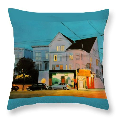 Lavender - Throw Pillow