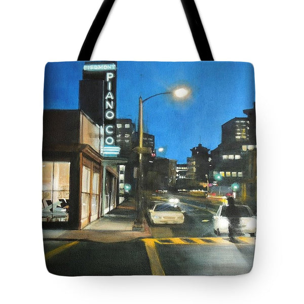 Piano Co - Tote Bag