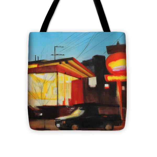 Pick Up - Tote Bag
