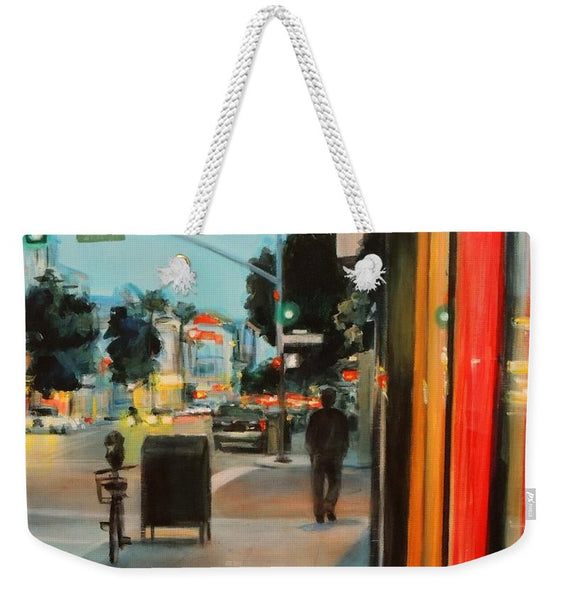 Take Out - Weekender Tote Bag
