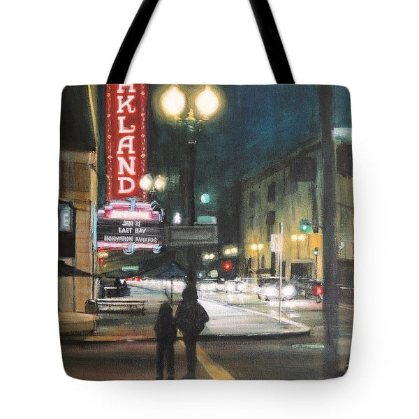 The Fox - Tote Bag