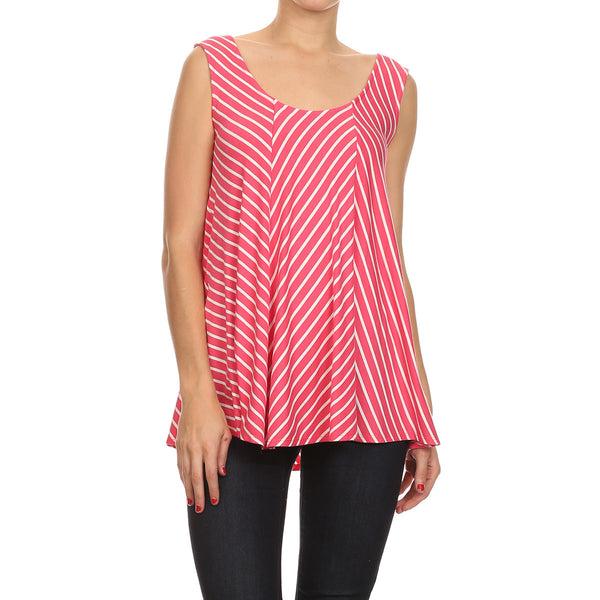 Engineered Stripe Tank