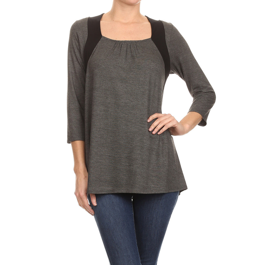 Shrug Towfer Top