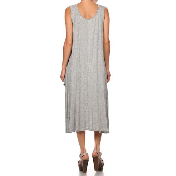 Crisscross Tank Dress