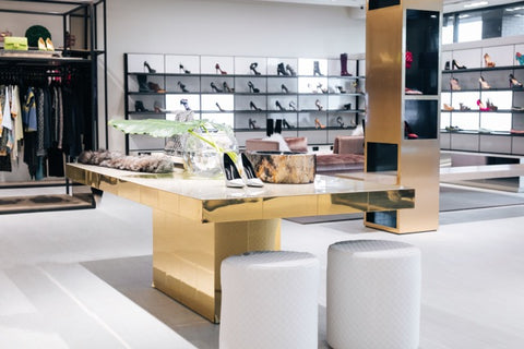 Luxury resale shopping in Dallas, Texas
