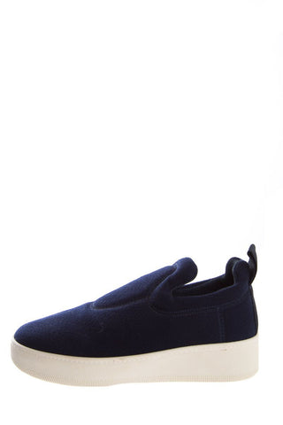 Céline Navy pull on Sneakers SZ 39