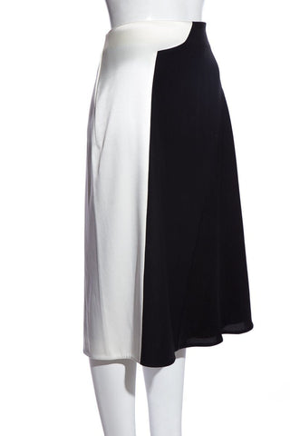 3.1 Phillip Lim Black & White Skirt SZ 10