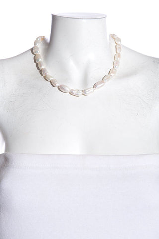 Edmund Marshall Pearl Necklace