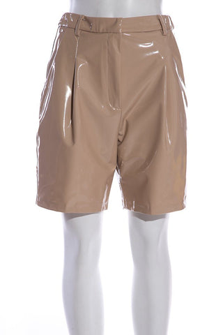 Sally LaPointe Tan Short SZ 0