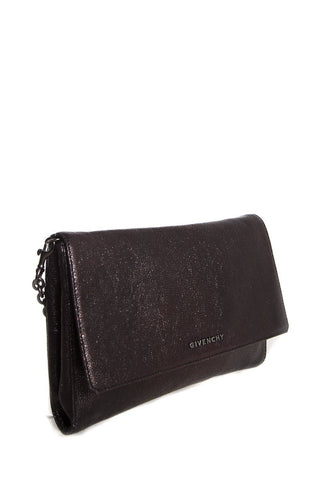 Givenchy Black Stingray Shoulder Bag