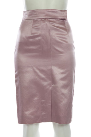 Yves Saint Laurent Lavender Skirt SZ 36