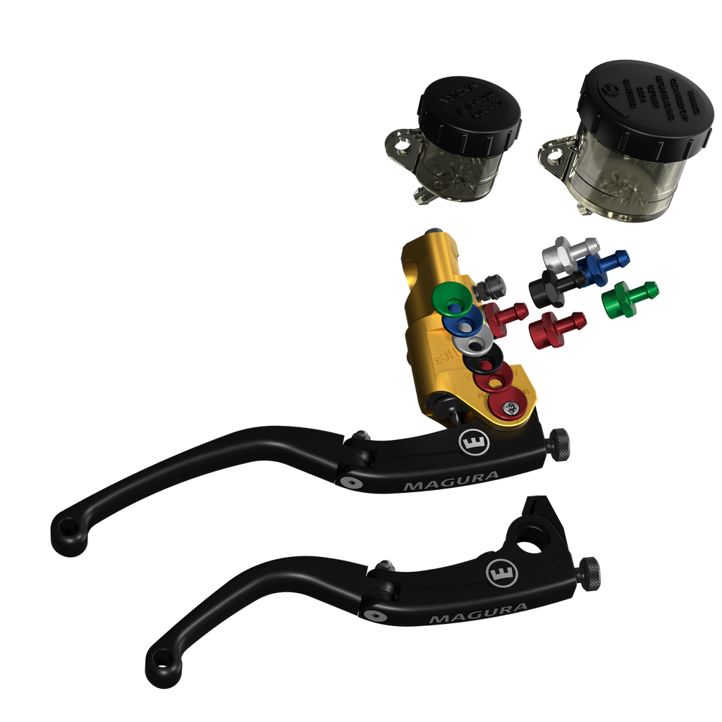Magura HC3 Color Parts Kit (reservoir socket, lever ratio disc)