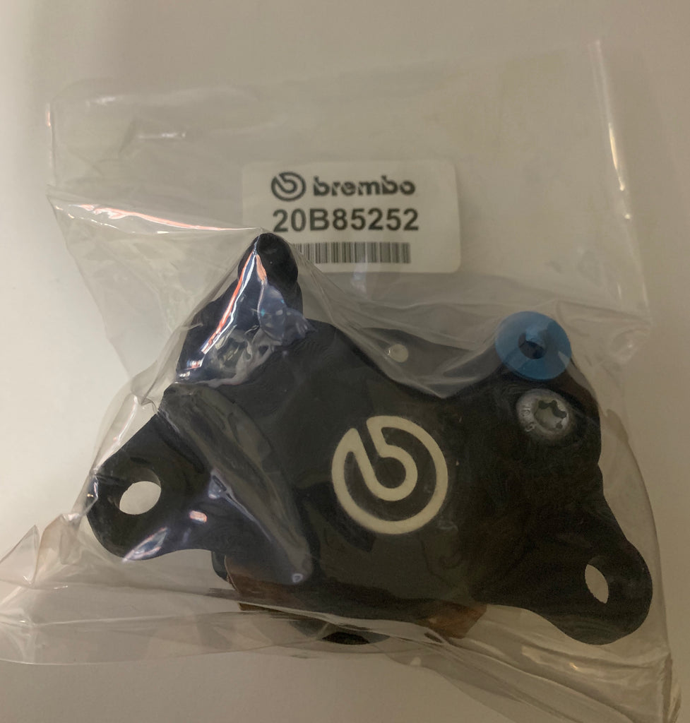 Brembo P34 Rear Brake Caliper Natural