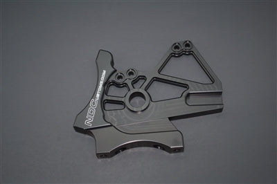 NDC 03-04 Kawasaki 636 Caliper Handbrake Bracket Kit